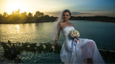 tulum yacht wedding