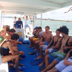 snorkel puerto morelos