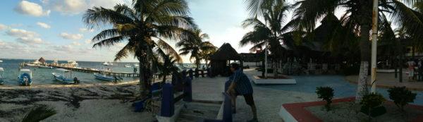 restaurant puerto morelos