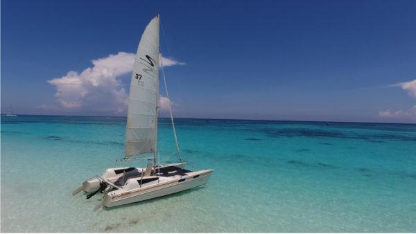 Tulum catamaran